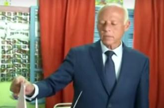 Qui est Kaïs Saïed, le très probable futur président de la Tunisie?