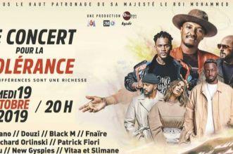 Agadir: tout savoir sur le Concert Pour la Tolérance 2019