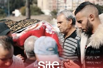 Émouvantes obsèques de l'artiste Mohamed Louz à Casablanca (VIDEO)