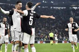 Cristiano Ronaldo a marqué face à Bologne (VIDEO)