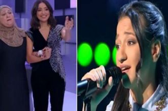 The Voice: la réaction inattendue de la mère d'une candidate (VIDEO)