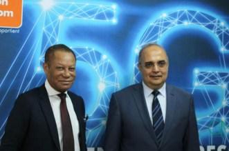 Gabon Telecom, filiale de Maroc Telecom, lance un champ d'expérimentation de la 5G