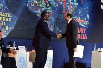Macky Sall, le président du Sénégal quitte le Maroc
