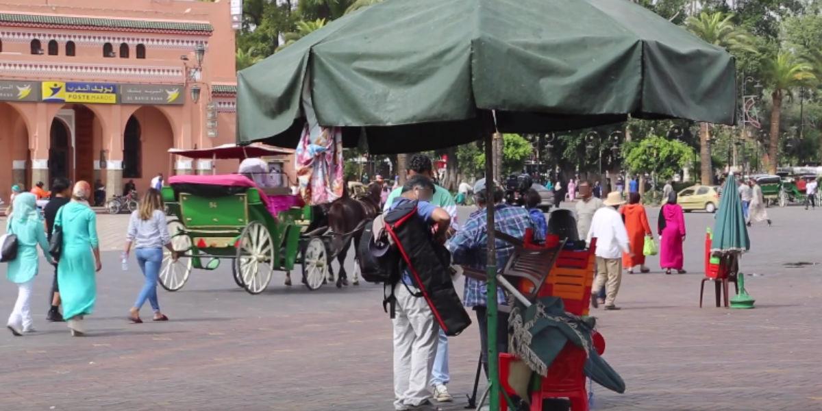 Marrakech: un guide touristique s'en prend à une diplomate