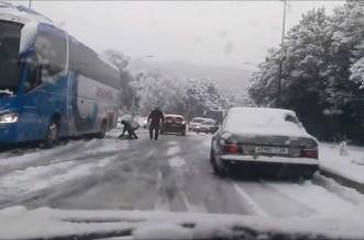 Vague de froid à Midelt: les autorités se mobilisent