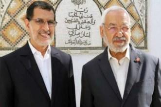 El Othmani a tenu à féliciterGhannouchi
