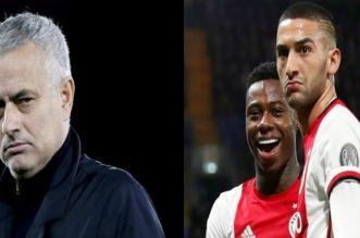 Mourinho n'a pas besoin de Hakim Ziyech à Tottenham