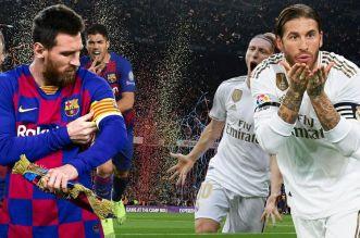 Coupe du roi: qualification dans la douleur pour le Barça et le Real (VIDEOS)