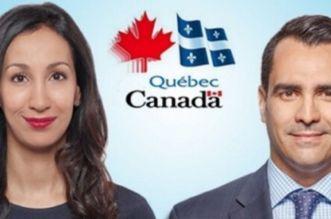 Deux députés d'origine marocaine distingués au Québec