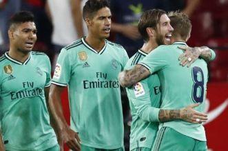 Pourquoi le Real Madrid a joué avec un maillot vert