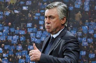 Champions League: Carlo Ancelotti limogé par Naples
