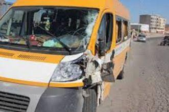 Azilal: plusieurs enfants blessés dans un terrible accident