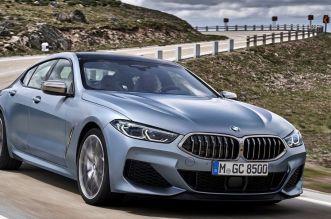 La nouvelle BMW Série 8 Gran Coupé, désormais disponible au Maroc