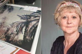 Une artiste franco-espagnole expose ses œuvres à Marrakech