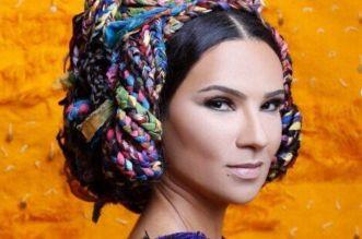 Polémique sur le drapeau marocain: la chanteuse Oum répond aux critiques