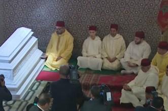 En vidéo: La veillée présidée par le roi au Mausolée Mohammed V