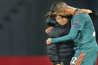Hakim Ziyech a été arnaqué après le match Ajax-Lille (PHOTO)