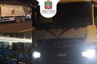 Casablanca reçoit (enfin) ses nouveaux camions à ordures (VIDEO)
