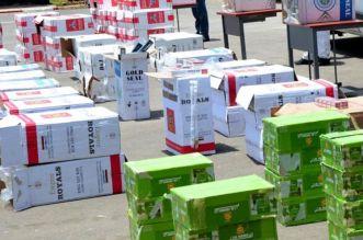 Grosse opération des douanes à Agadir