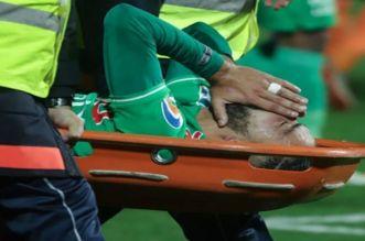 Ce qu'a dit le médecin du Raja sur la blessure de Benhalib (VIDEO)