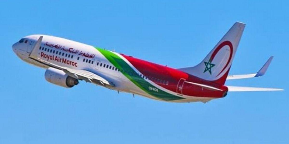 Nouveau partenariat code — Royal Air Maroc
