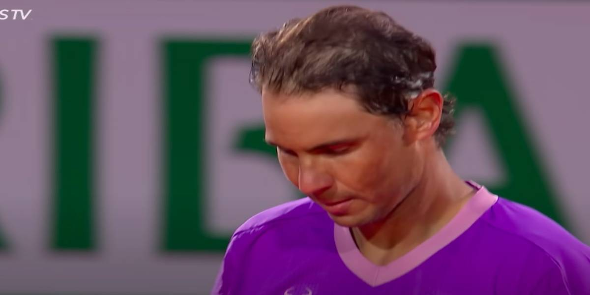 Classement ATP: Nadal sort du top 5, Djoko s'accroche