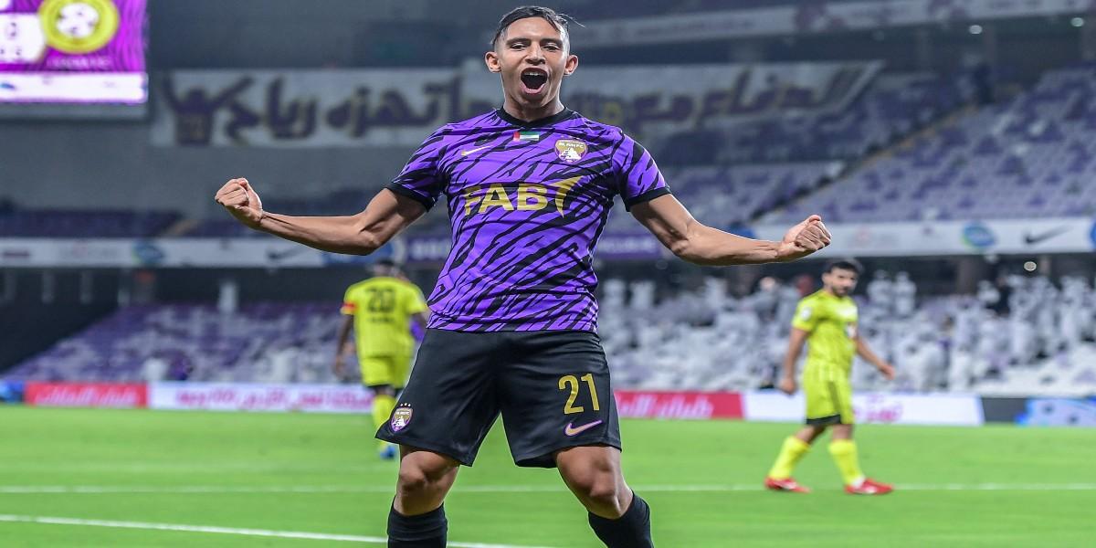 Sofiane Rahimi inscrit son premier but avec Al Ain (VIDEO)