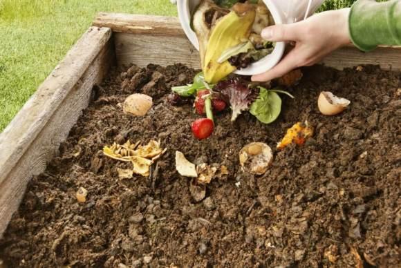 Bac pour la fabrication de compost