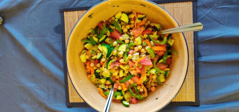 Salade Méditerranéenne 2