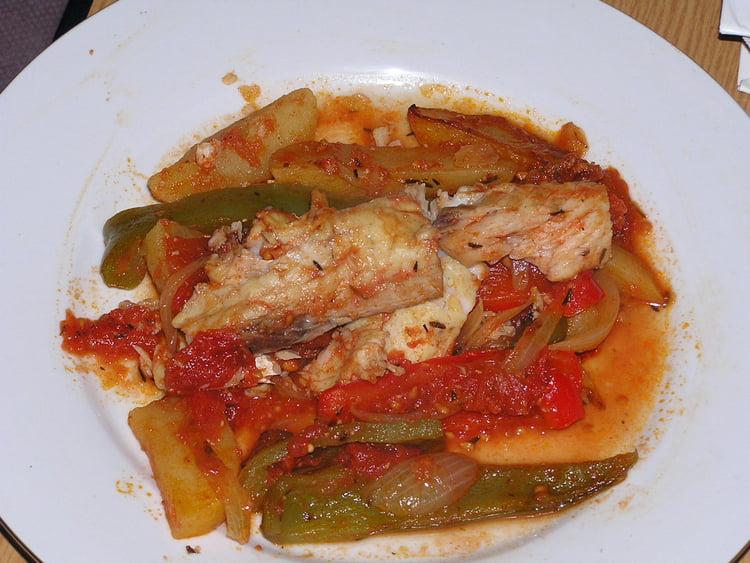 Cabillaud & légumes