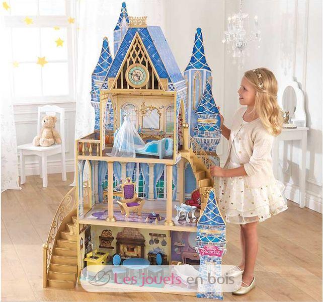 Maison De Poupe Cendrillon Disney Kidkraft 65400 Maison