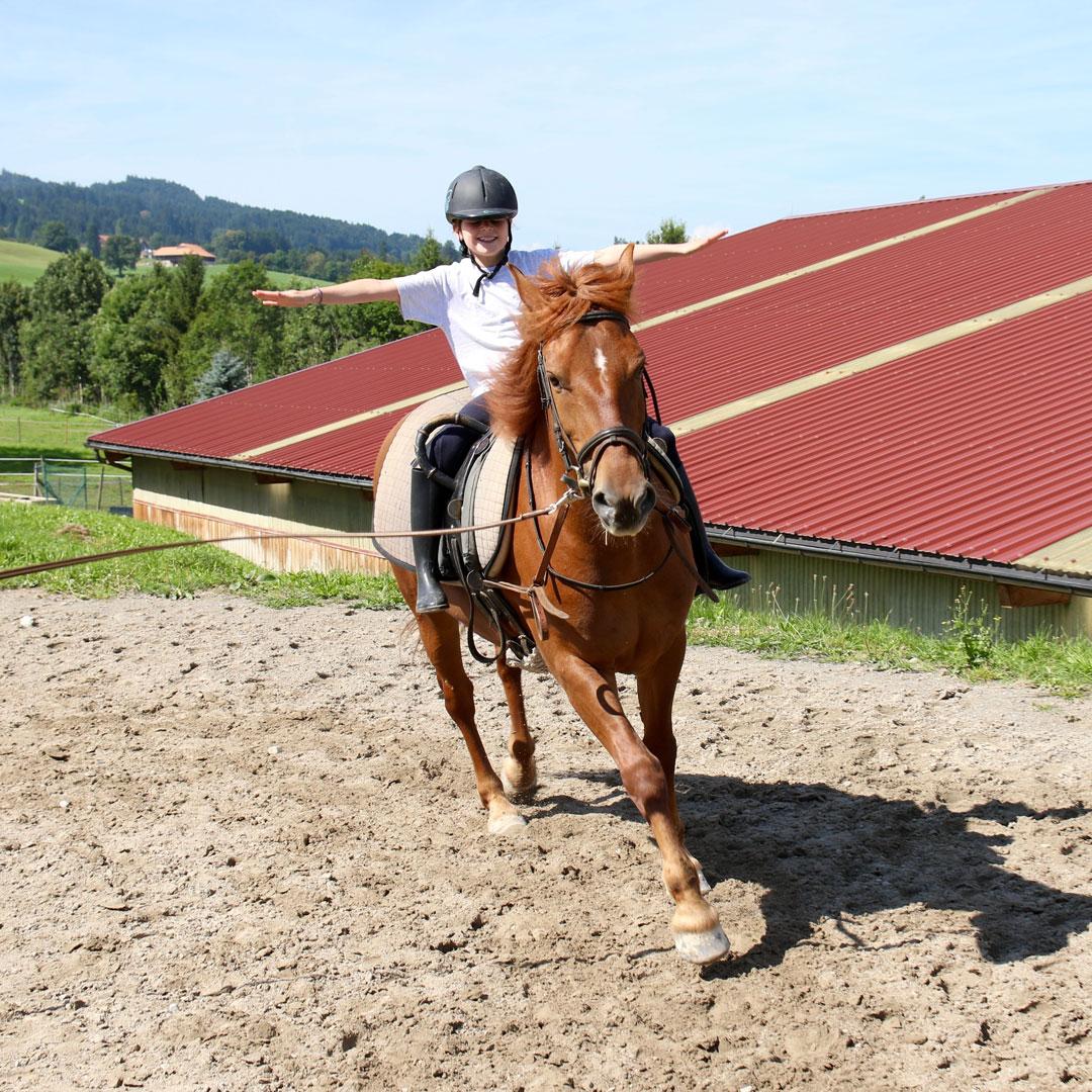 Camps d'équitation été 2019