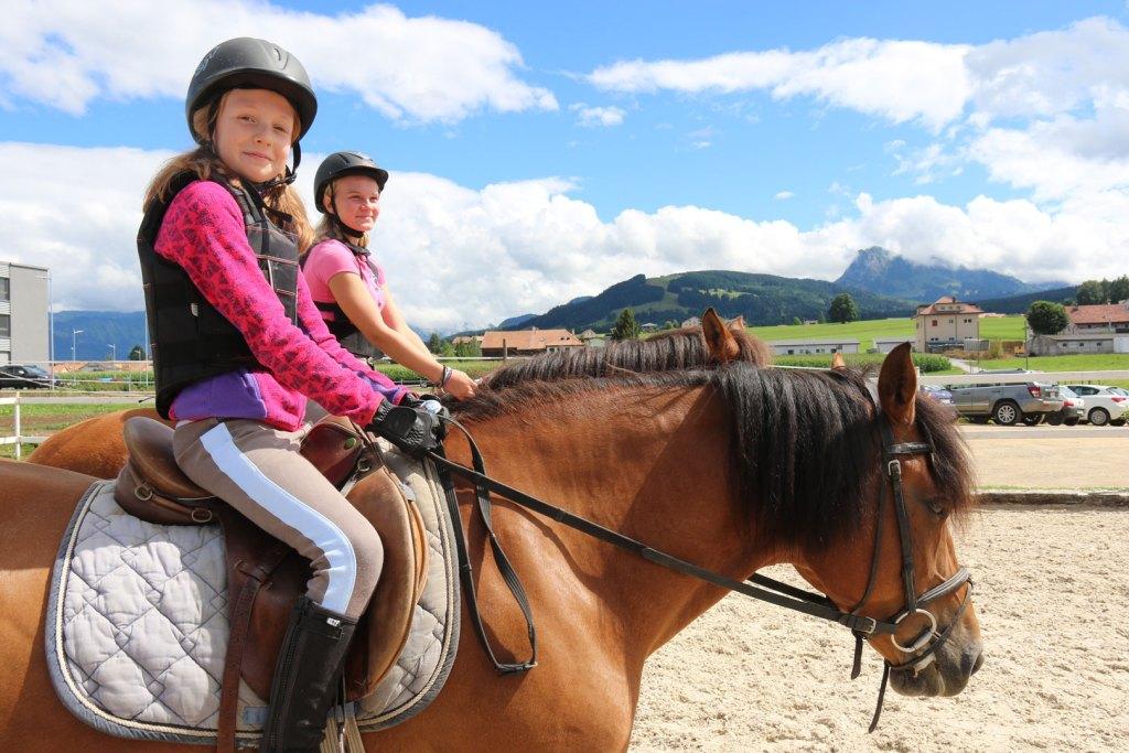 École d'équitation
