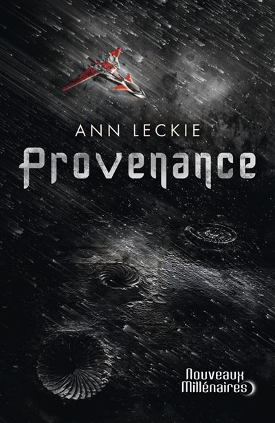 Provenance de Ann Leckie
