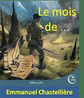 Le mois de mars est celui de Emmanuel CHASTELLIÈRE sur Book en stock !