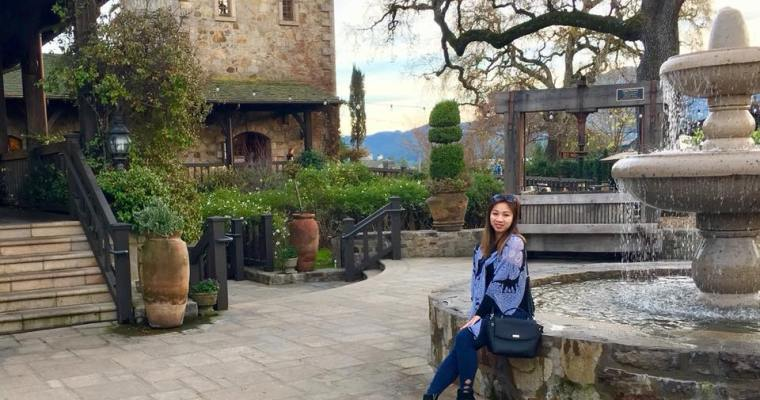 January 2018: The Great American Roadtrip to Napa Valley
