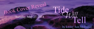 """Tide Will Tell"" Book Cover Reveal!"