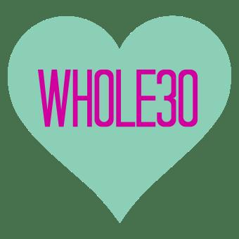 Whole30Heart