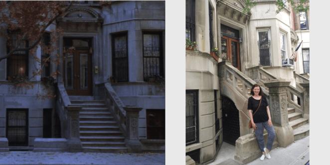 Kathleen Kelly's Apartment