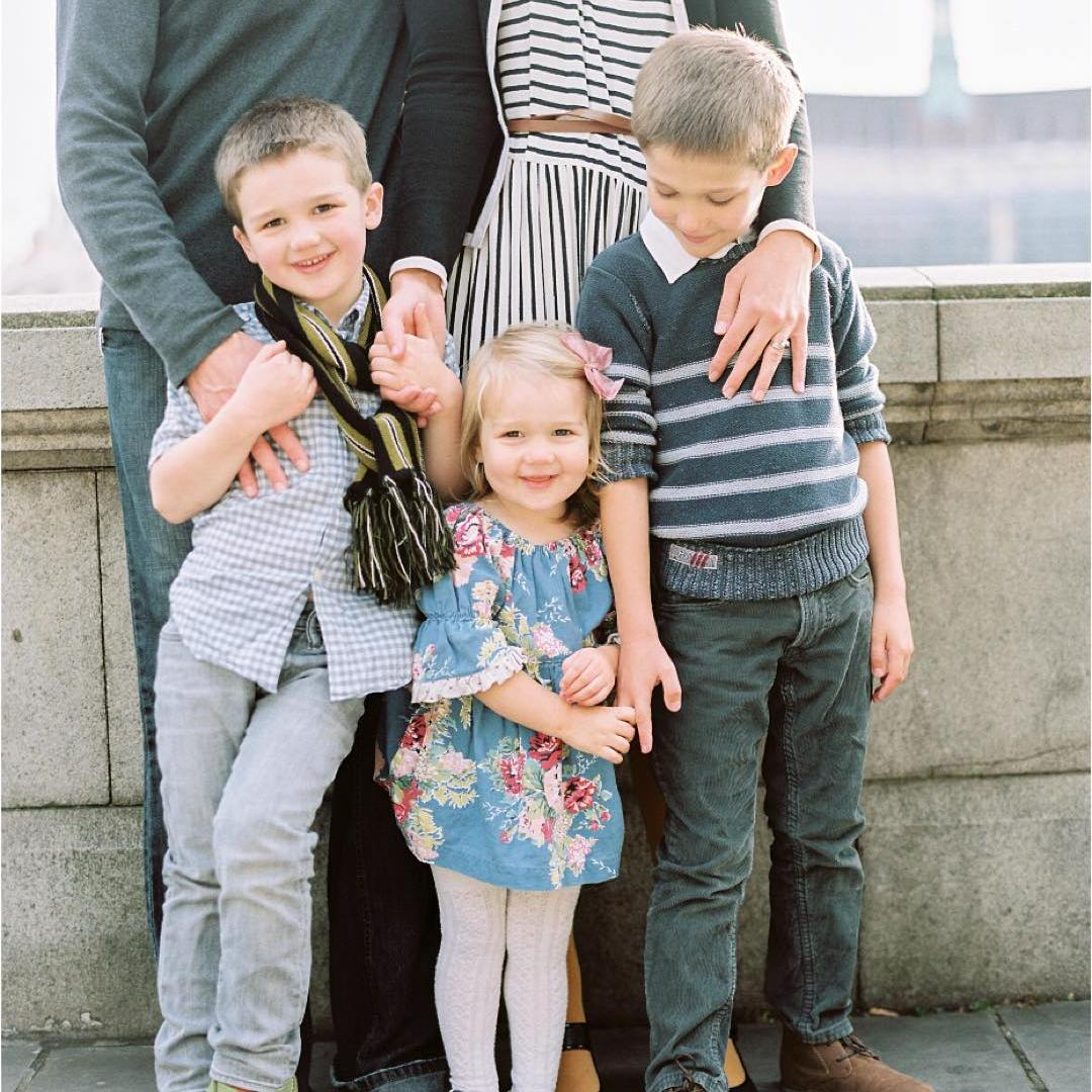 L Family Portraits {London, England}
