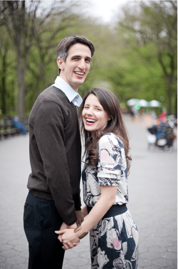 J&J in Central Park {New York City}