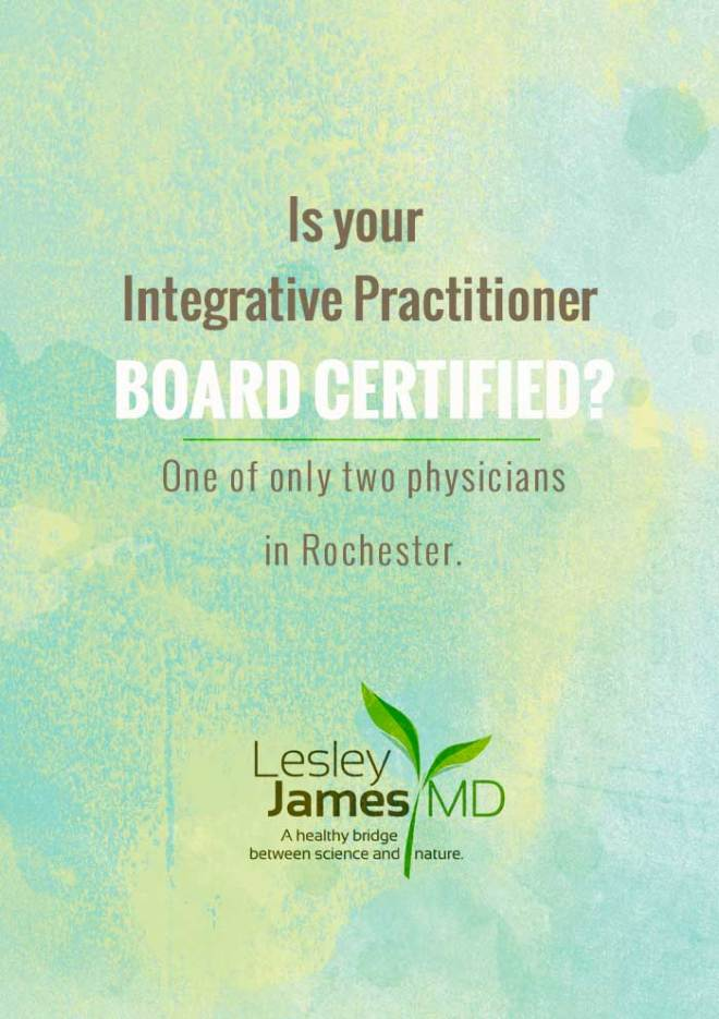 Why does being an American Board of Integrative Medicine (ABOIM) certified practitioner matter?
