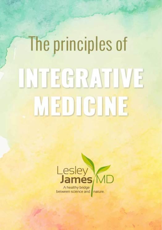 The principles of Integrative Medicine