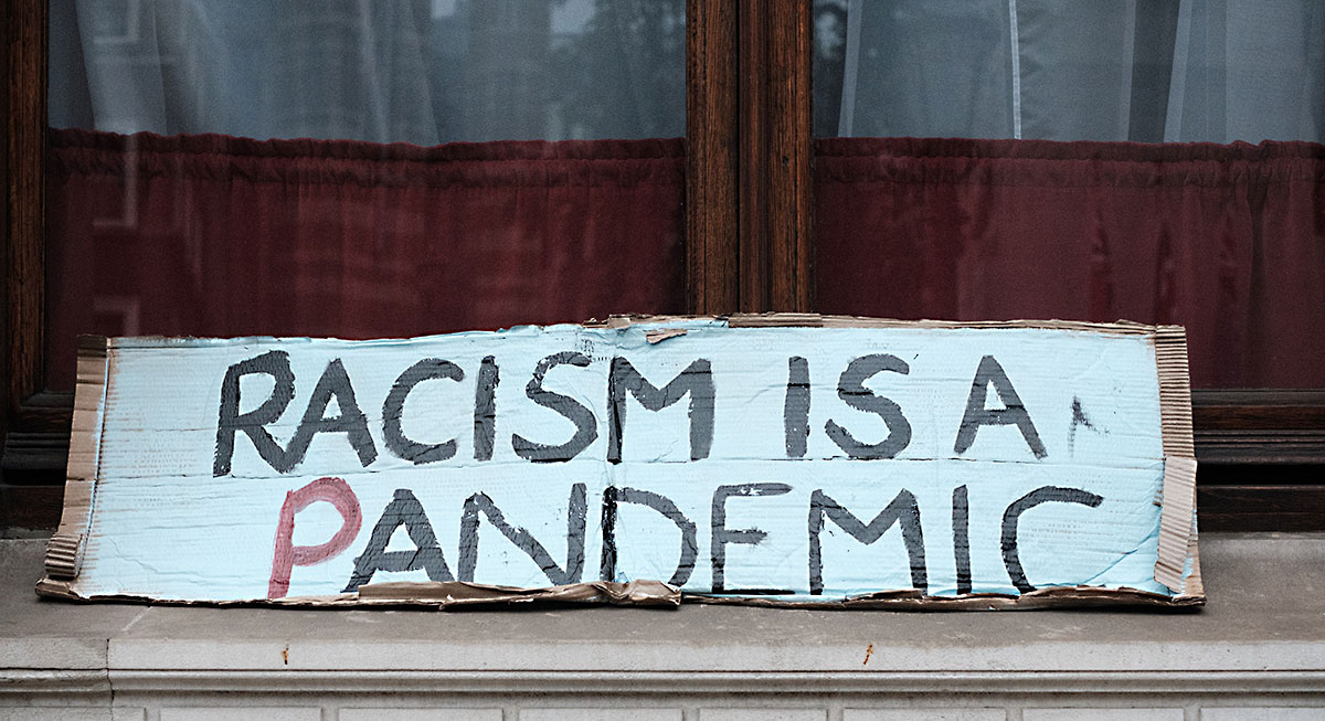 Systemic racism and oppression are public health crises