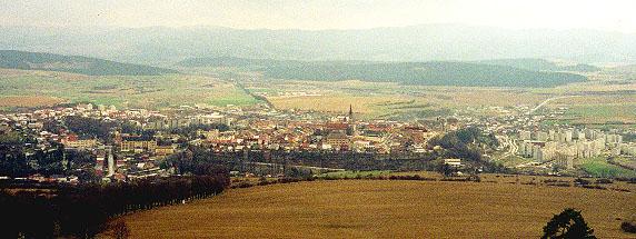 View of Levoca