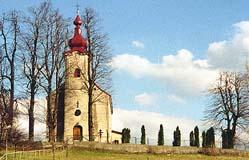 Kyjov Church