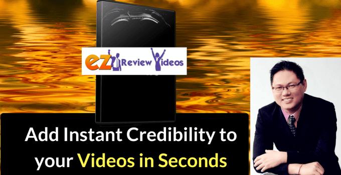 EZ Review Video Honest Review and Best Bonuses