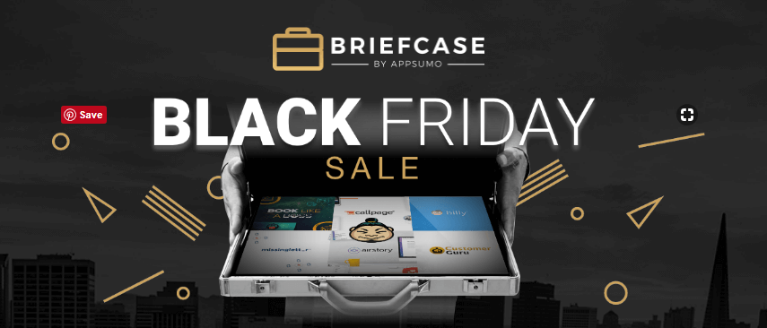 Briefcase Black Friday 2017