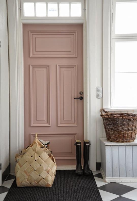 Pink Door Home Decor Inspiration