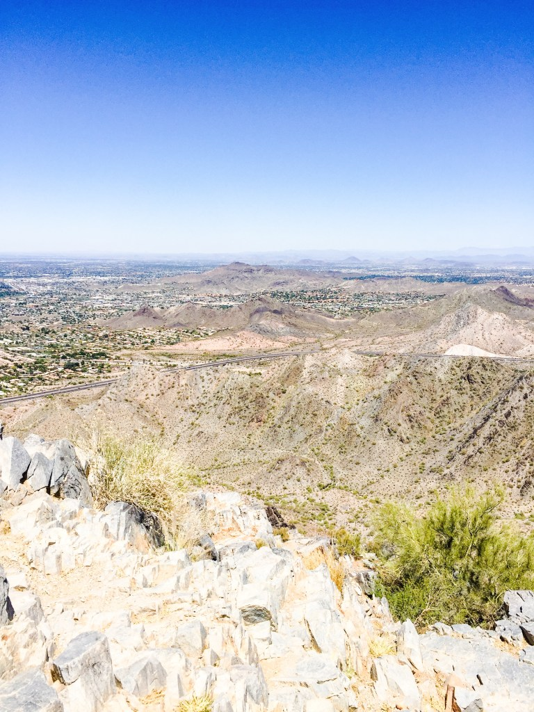 Squaw Peak, Phoenix Arizona. Get out | stretch out